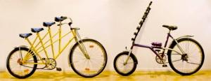 fietsen van Olaf Mooij